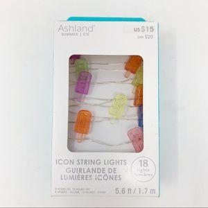 NEW Ashland Popsicle LED Mini String Lights